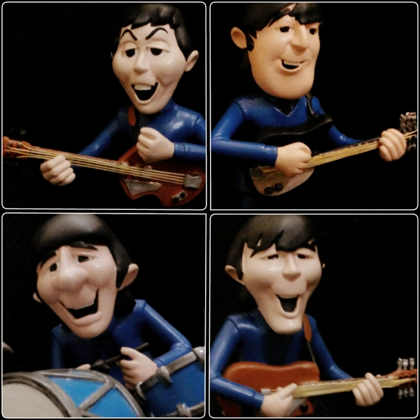 The Beatles by beamskee